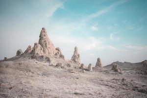 paysage du parc national de la vallée de la mort photo