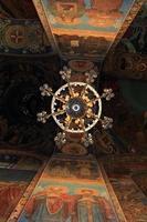 plafond de la cathédrale photo