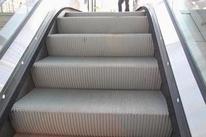 escaliers mécaniques photo