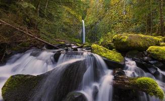 chutes du ruisseau sec photo