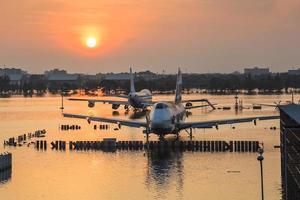 crise des inondations en Thaïlande 2011