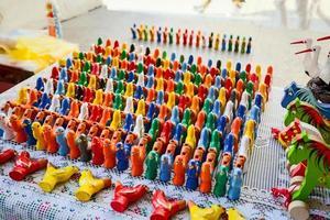 jouets d'oiseaux. photo