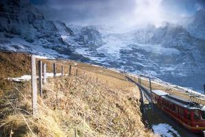 chemins de fer de la Jungfrau photo