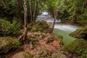 la cascade huai mae khamin