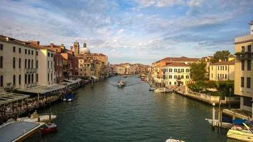 Venise grand canal photo