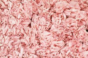 toile de fond rose à la main