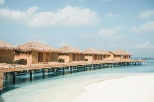 Cocoon, Maldives, 2020 - Bungalows sur pilotis aux Maldives