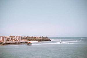 la ville de kampala près de la mer photo