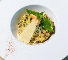 savoureux bol de fromage
