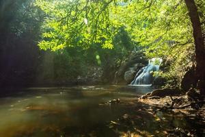 cascade de pha kluai mai photo