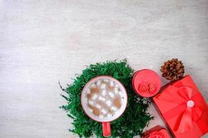 cacao chaud aux guimauves
