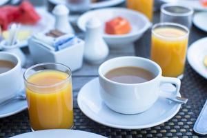 café et jus