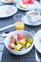 bol de fruits