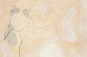 mur fissuré avec texture de peinture écaillée