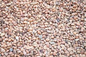 texture de galets bruns