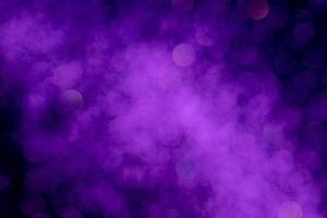 fond violet brillant flou