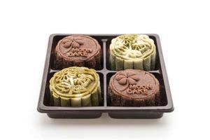 gâteaux de lune frais