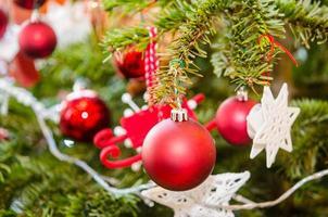 ornements d'arbre de Noël