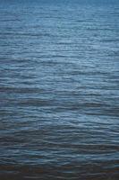 vue sur les vagues de l'océan