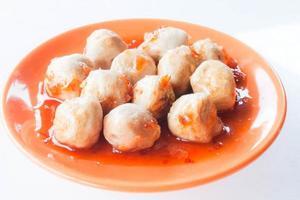 boulettes de viande en sauce photo