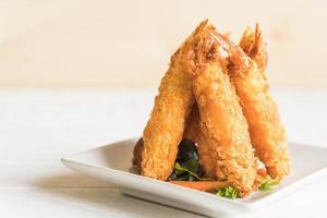 pâte de crevettes frites