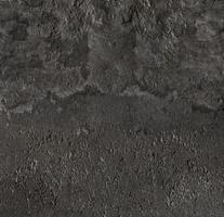 Texture de mur de béton gris photo