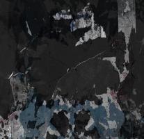 Texture de mur en béton grunge photo