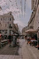 cafés et sentiers pédestres du centre-ville