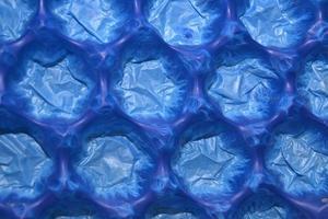 fond de couleur bleu électrique