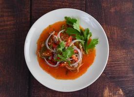 sardines à la sauce tomate et aux herbes photo