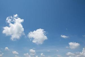 le ciel et les nuages