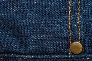 gros plan de tissu de jeans