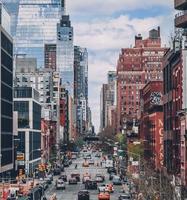 New York City, NY, 2020 - Centre-ville de New York photo