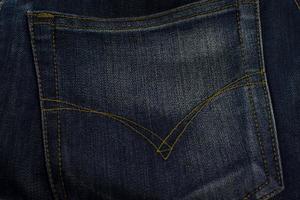 texture de poche de jeans bouchent, arrière-plan.