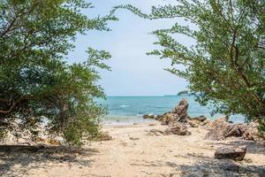 plage en thaïlande