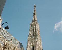 st. Cathédrale de Stephen à Vienne photo