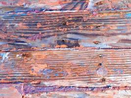 texture du bois en plein air photo