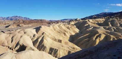 Death Valley montagnes rocheuses