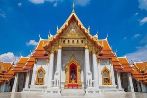 Bangokok, Thaïlande, 2020 - temple pendant la journée