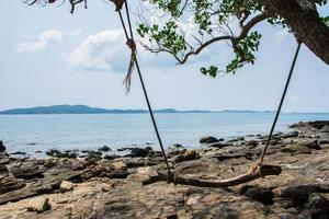 bord de mer en Thaïlande