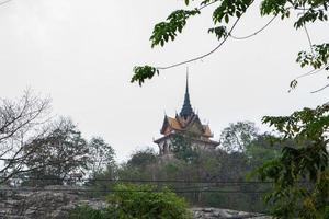 bâtiments de wat phra phutthachai