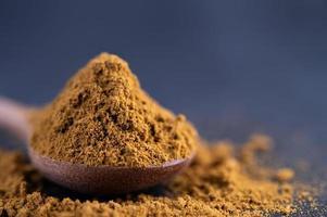 épice de paprika frais