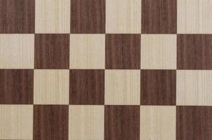 parquet avec motif d'échecs. planches en bois pour plancher photo