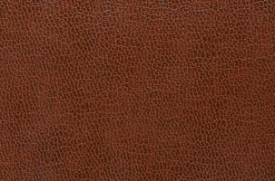 fond de cuir marron plein cadre photo
