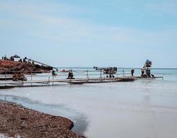 Espagne, 2020 - personnes sur la plage pendant la journée photo