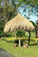 cabane dans les jardins