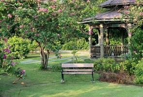 espagne, 2020 - petit pavillon dans le parc