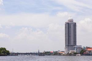 plus haut bâtiment de bangkok
