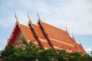 temple bouddhiste en thaïlande