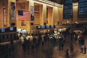 New York City, NY, 2020 - New York Grand Central Station photo
